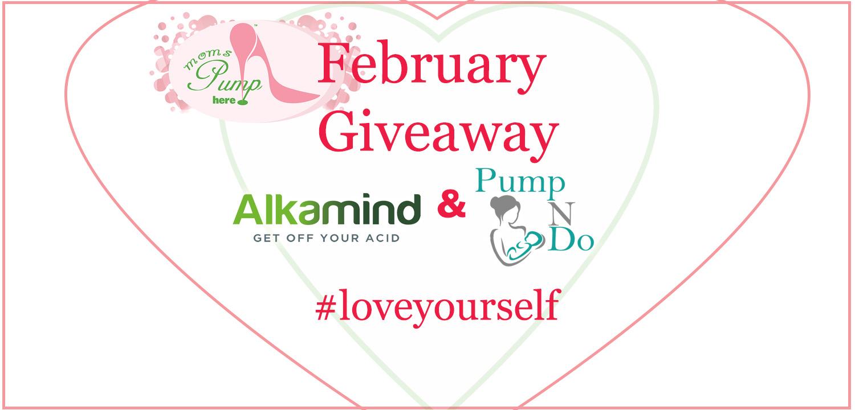 Feb giveaway