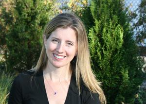 Kim Harrison - MomsPumpHere Cofounder