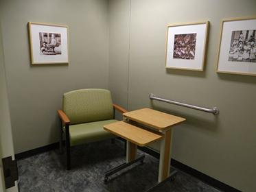 Library of Cogress nursing mothers lactation suites