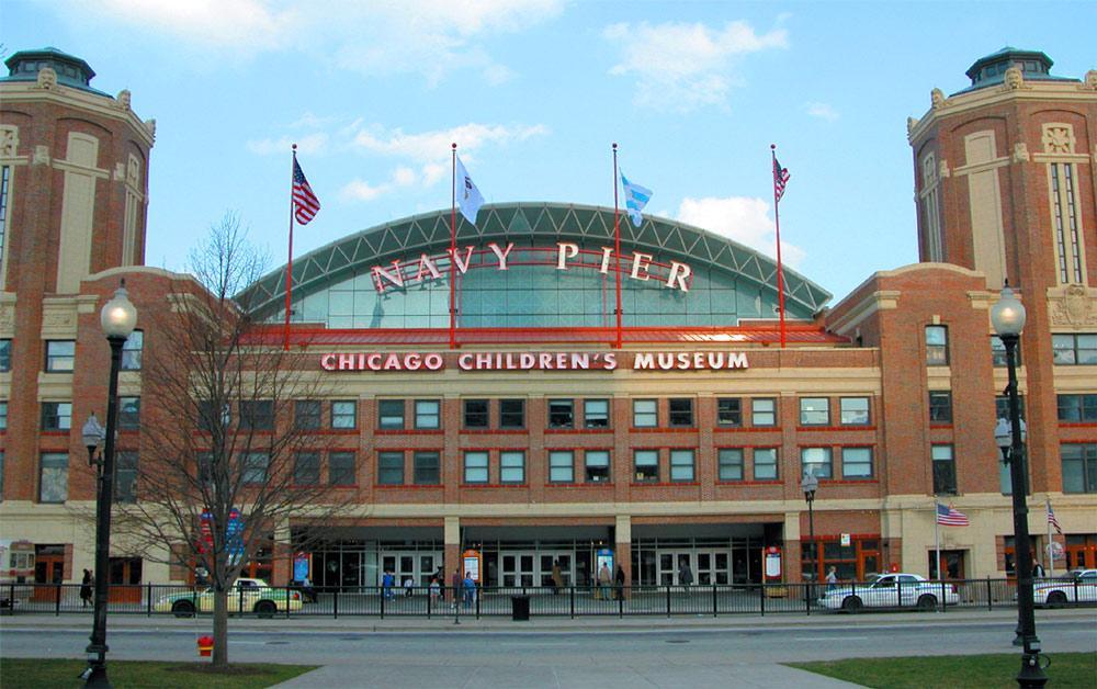 Chicago Children S Museum Nursing Room