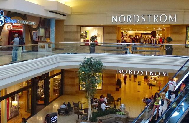 Nursing Room - Nordstrom Woodfield Mall