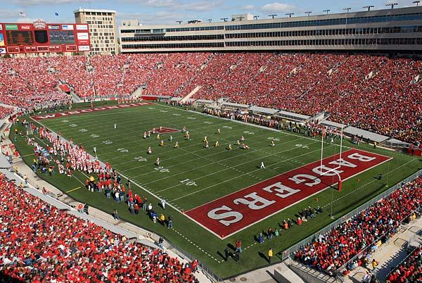 Camp Randall Stadium - University of Wisconsin lactation room available