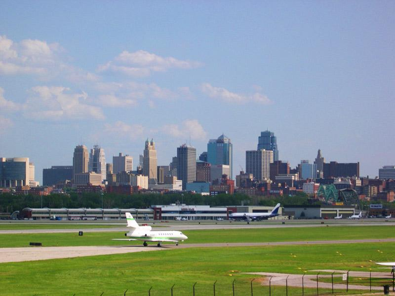 Kansas City Airport Car Rental Facility