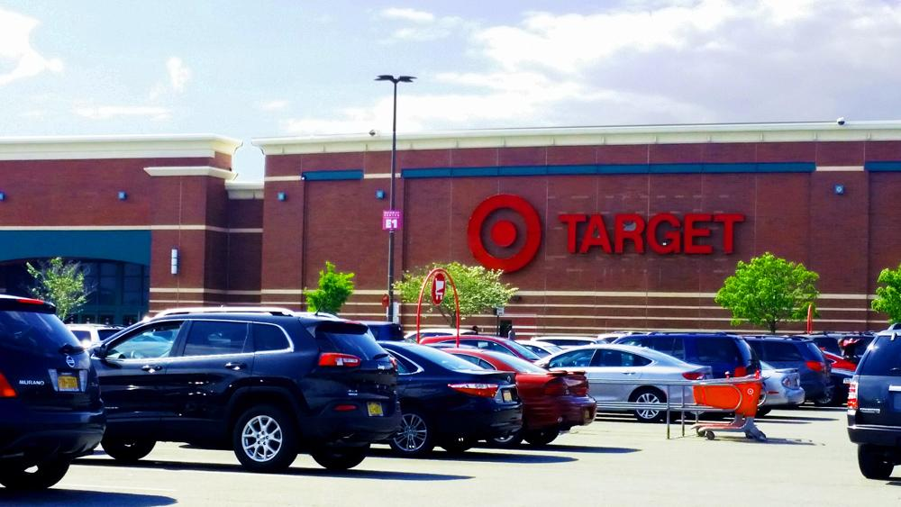 Target store at Gateway Center Mall - Broolyn NYC
