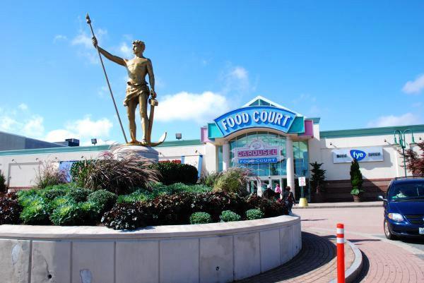 Rhode Island Mall Directions