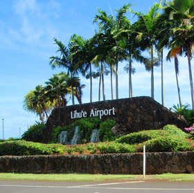 Lihue Airport for breastfeeding moms