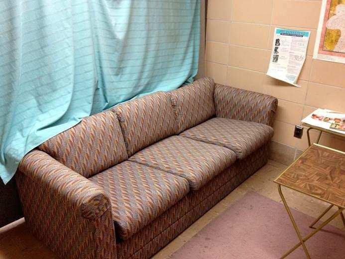 University of Wisconsin - Bardeen Medical Labs room 366 lactation room