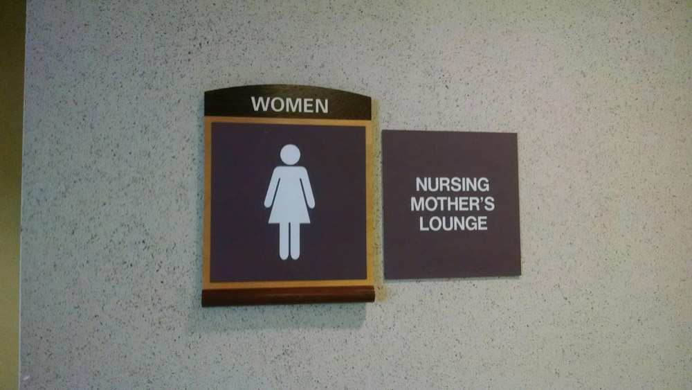 Albany International Airport nursing room