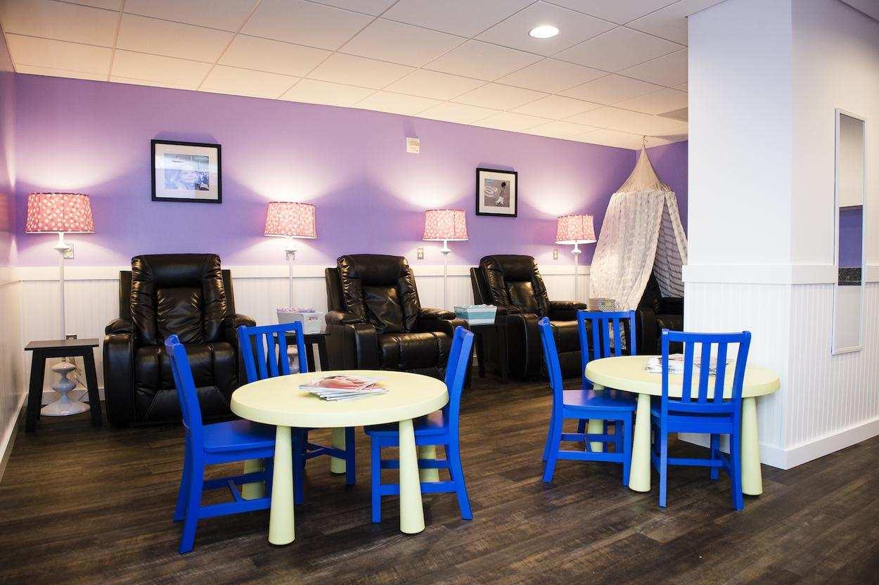 Photo of lansinoh Nursing Mothers Lounge