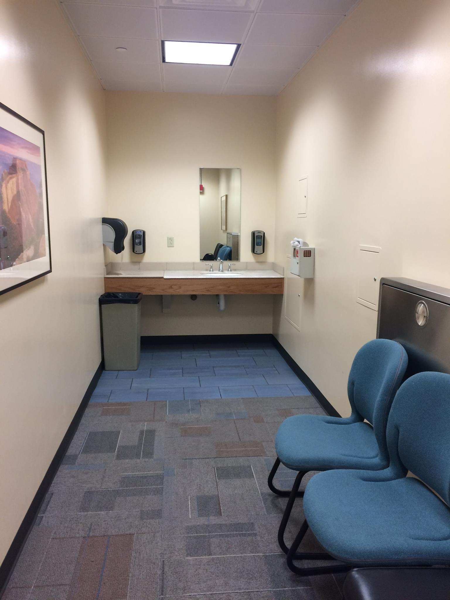 Pheonix arizona airport nursing mothers room 3