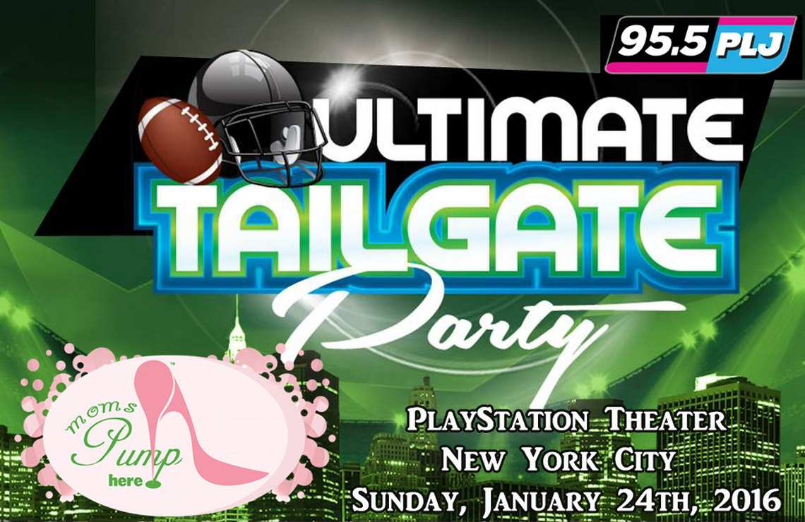 The Ultimate Tailgate Party