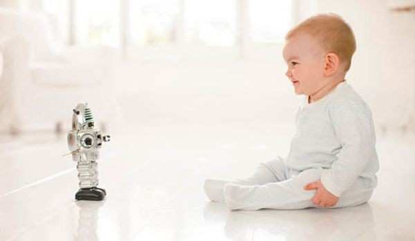 The Future is Here and So Are Robot Nannies!