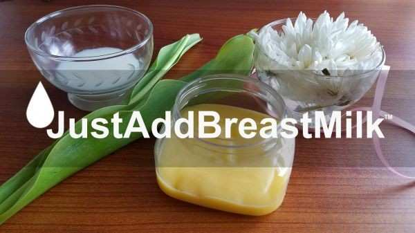 Mom Creates Breast Milk Lotion With Skin Healing Properties