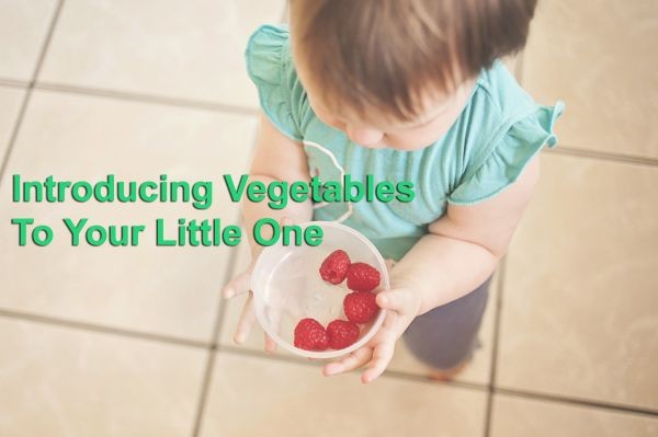 Introducing Vegetables To Your Little One: When To Do It, How To Do It and What To Do When Things Go Wrong