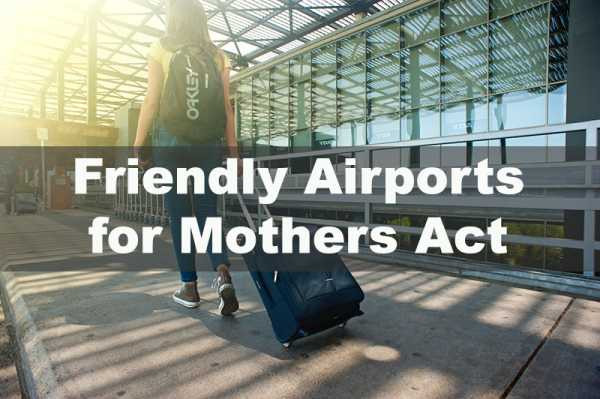 Friendly Airports for Mothers ACT