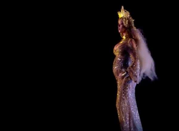 Pregnant Beyonce's Grammy Performance Was Not Confusing