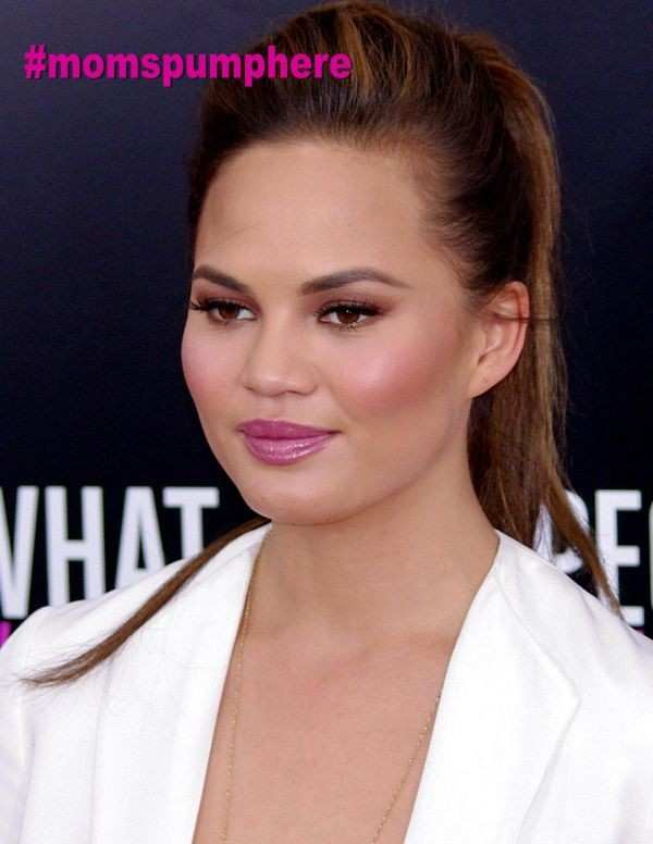 Chrissy Teigen on her M.I.L.F.$ Video with Fergie