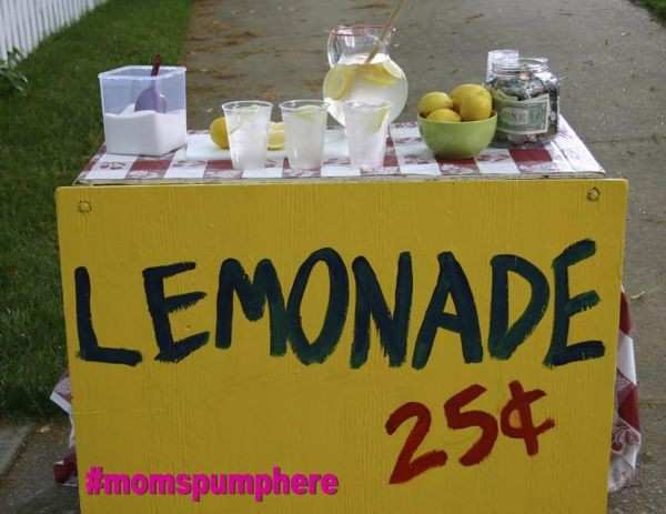 Life Lessons from a Lemonade Stand...