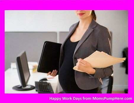Unwelcome Pregnancy Comments from Co-Workers