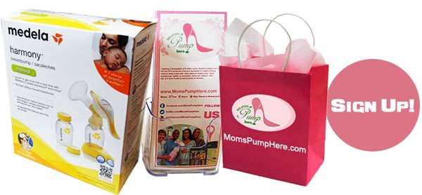 Moms To Get Pumpday Giveaways At MomsPumpHere