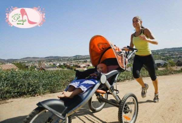 Benefits of Exercise for Nursing Moms
