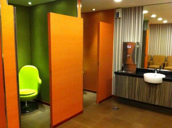 Nursing Mothers' Rooms at 8 International Airports