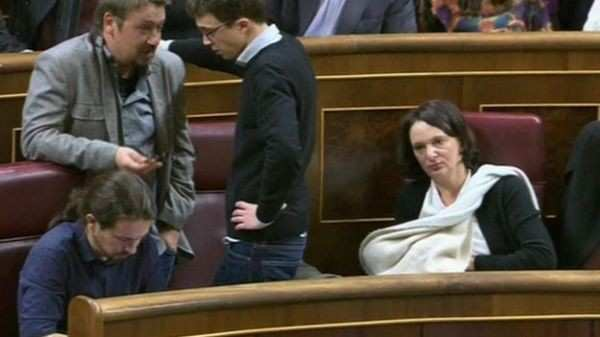 Spanish Lawmaker Breastfeeds During Session