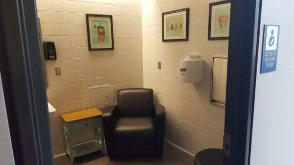 Bradley International Airport Opens Nursing Room