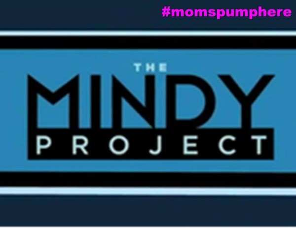 Mindy Project Addresses Breastfeeding in Public