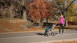 New Stroller is Self-Propelled, Super Hi-Tech