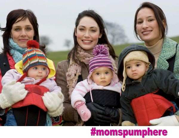 Moms Should Help Moms  - No Place for Bullying