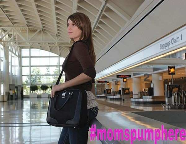 Planning to Travel by Plane?  Here are some tips for bringing your breastmilk...