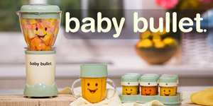 Photo of Baby Bullet - Mother's Day Mom Giveaway