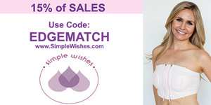 Photo of Simple Wishes Bra - Mother's Day Mom Giveaway