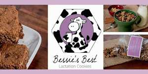Bessies Best lactation Cookies