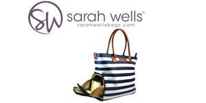 Sarah Wells Breast Pump Bags