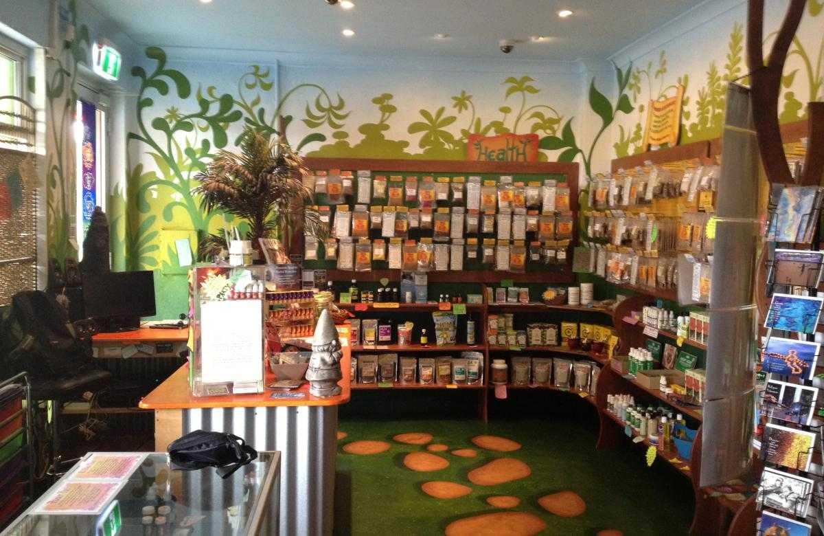 happy herb shop rockhampton queensland australia