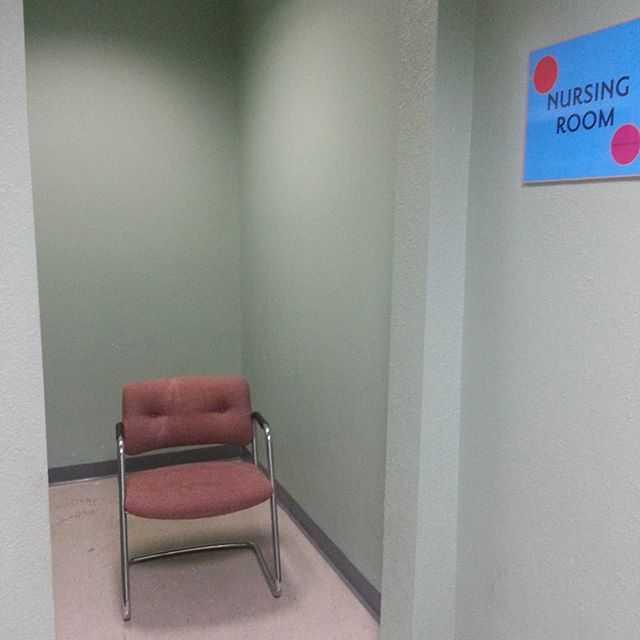 Eagle Ridge Mall nursing room