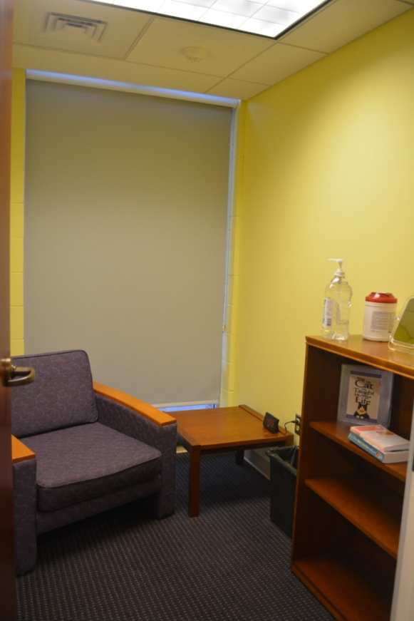 earl gregg swem library nursing mothers room