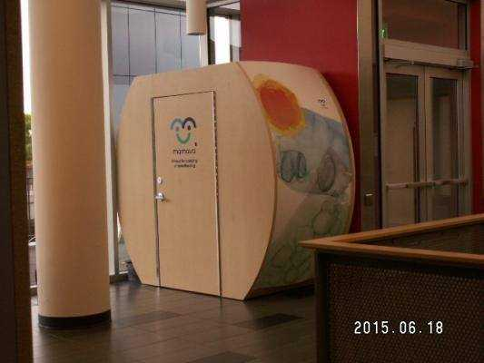 north seattle college mamava lactation pod breastfeeding nursing mothers room
