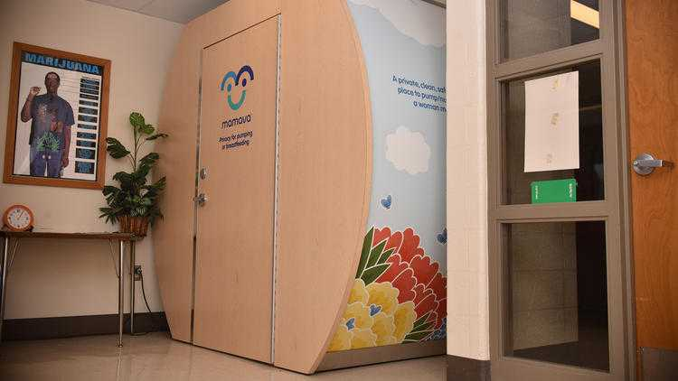 south mountain middle school allentown pa mamava lactation pod nursing mothers room
