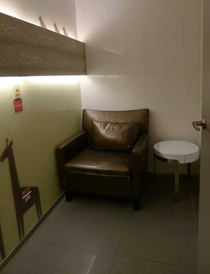 taiwan taoyuan international airport terminal1 nursing mothers room pic2
