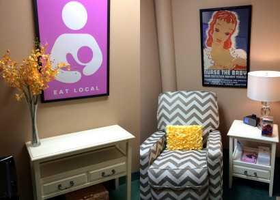 aces lactation room peoria arizona breastfeeding nursing mothers room