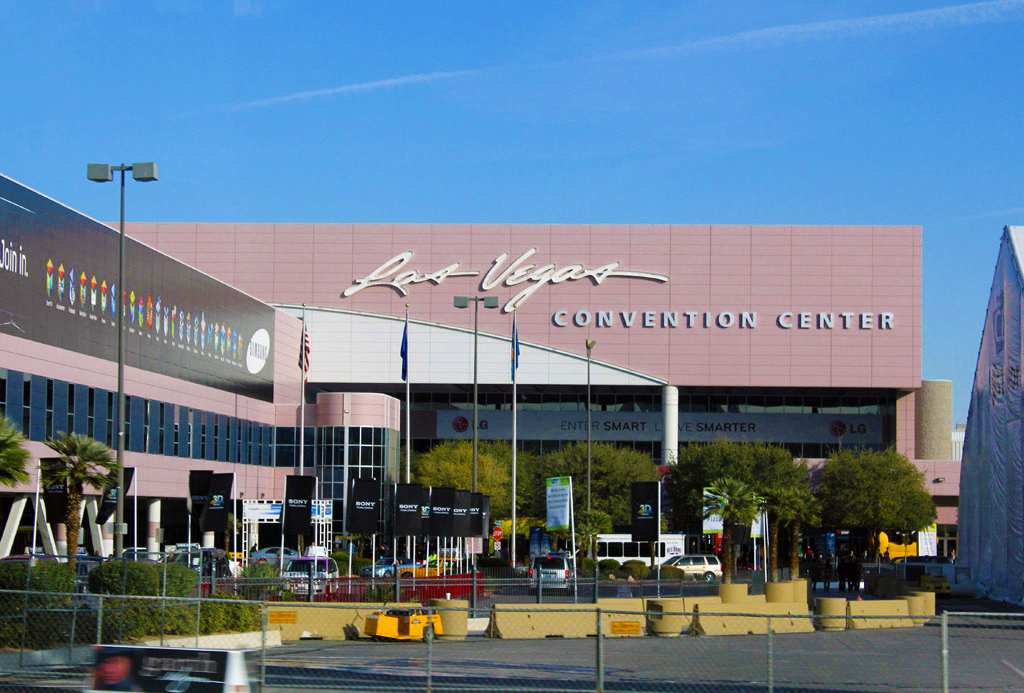 las vegas convention center breastfeeding nursing mothers lactation room outdoor view