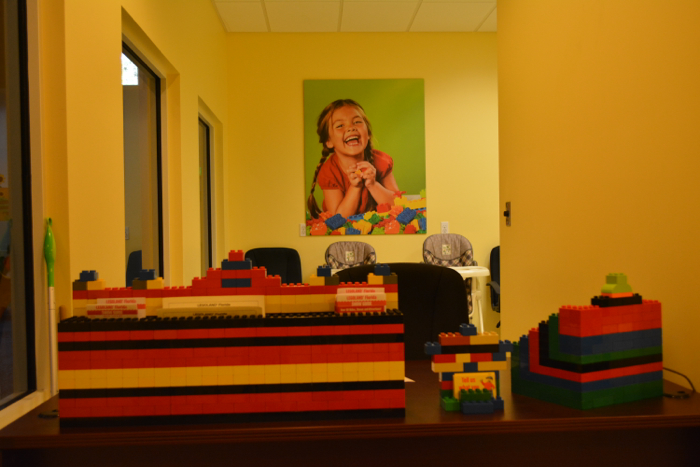Photo of legoland florida duplo baby care center mothers room