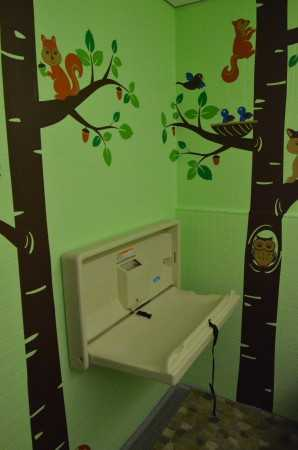 liberty science center jersey city breastfeeding nursing mothers room pic5