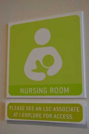 liberty science center jersey city breastfeeding nursing mothers room pic7