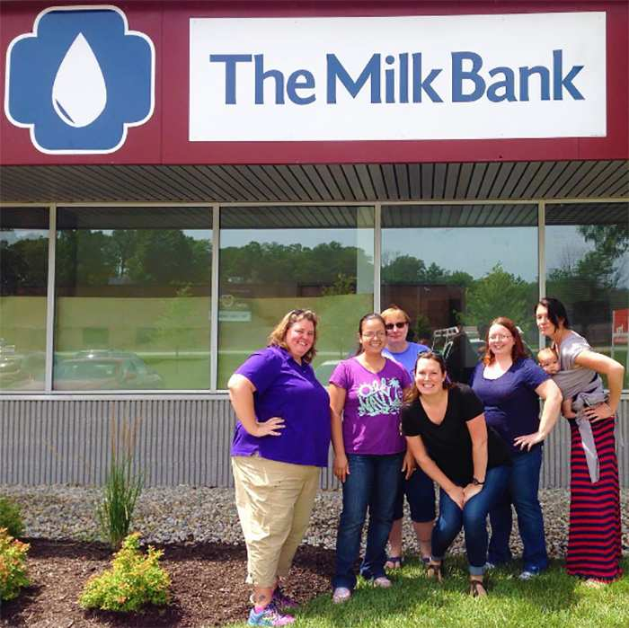 milk bank indianapolis breastfeeding nursing mothers lactation room