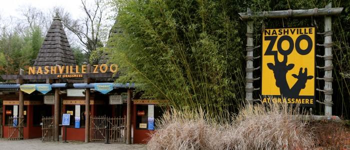 nashville zoo entrance breastfeeding friendly area