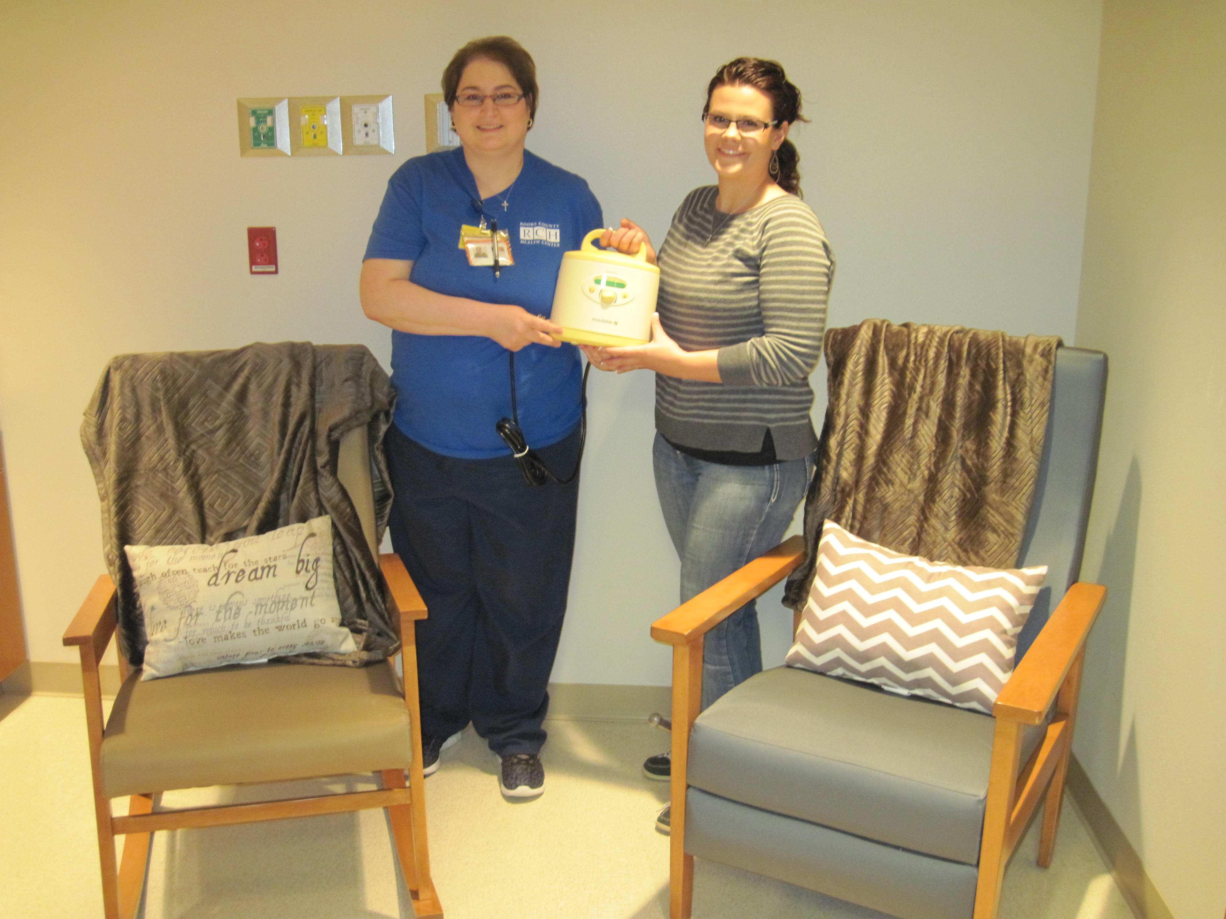 rooks county health center plainville kansas breastfeeding nursing mothers lactation room